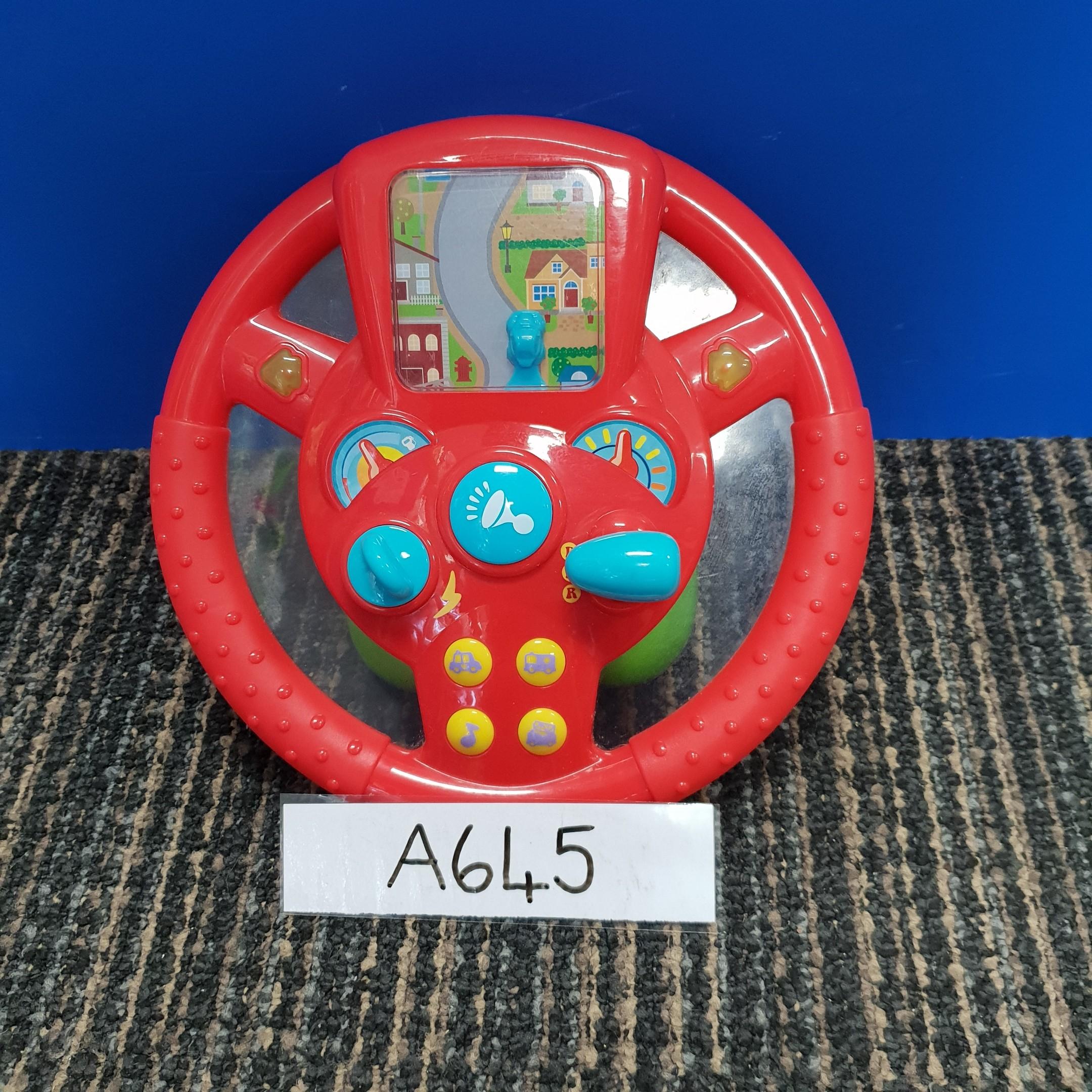 PlayGo Steering Wheel
