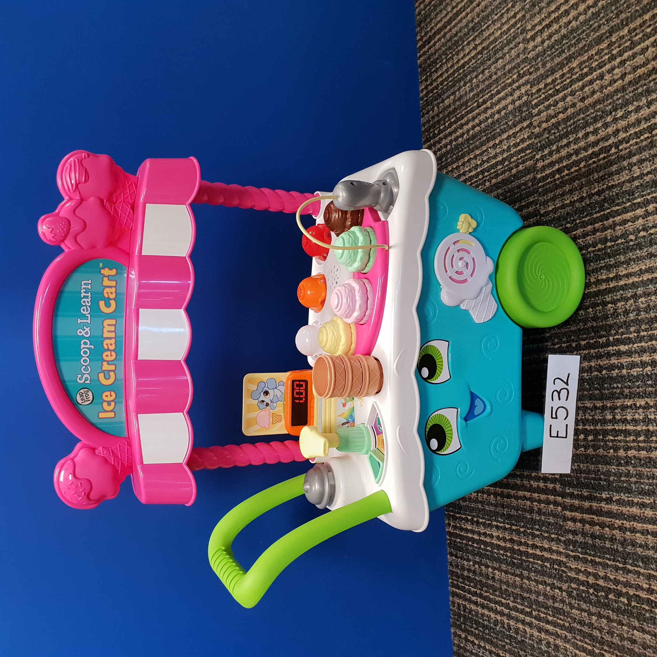 Leap Frog Scoop & Learn Ice Cream Cart (2)